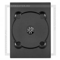 Вставка DG Tray для 1 DVD диска, черная (FR)