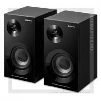 Акустическая система 2.0 DEFENDER Aurora S40 BT, 40Вт, Bluetooth, 220V, МДФ