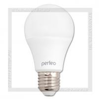 Светодиодная лампа E27 A60 9W 4000K, Perfeo LED 220V