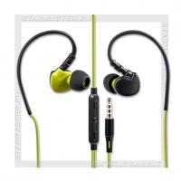 Стереогарнитура для мобильного телефона DEFENDER OutFit W770,3.5мм Black/Yellow