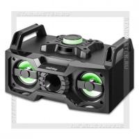 Акустическая система 2.0 SmartBuy BASS STATION, 20Вт, Bluetooth, MP3+FM, МДФ, черный