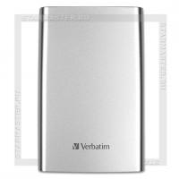 Внешний накопитель 2.5' 2Tb Verbatim USB 3.0 Store'n'Go Silver