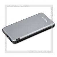 Аккумулятор портативный DEFENDER 10000 mAh ExtraLife 10000D, Li-pol, Quick Charge 3.0 Type-C