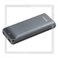 Аккумулятор портативный DEFENDER 15000 mAh ExtraLife 15000F 2*USB, Li-pol